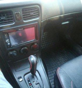 Subaru forester sg5