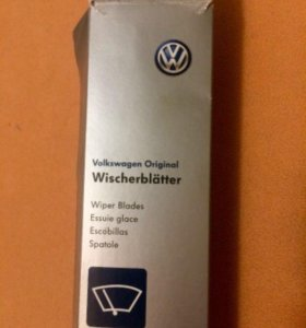 Щётки стеклоочистителя Volkswagen Original