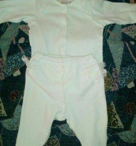Детский костюмчик р62-68