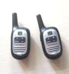 Рации среднего радиуса действия Motorola
