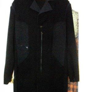 Пальто шерстяное мужское. Новое!