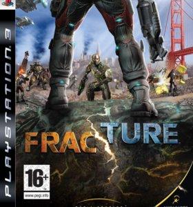 Игра Fracture (PS3)