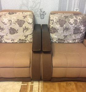 2 кресла+накидки по желанию