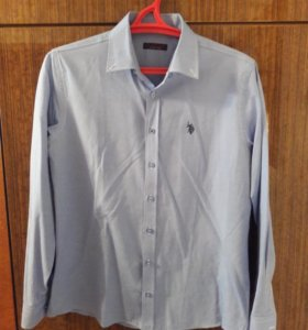 Новая! Рубашка мужская U.S. Polo