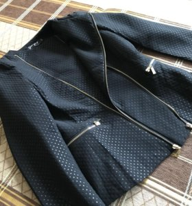 Стильный пиджак - ветровка