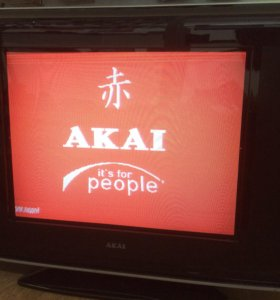 Телевизор AKAI 21CTU91BC