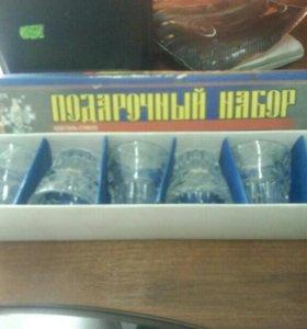 Подарочный набор 6 рюмок