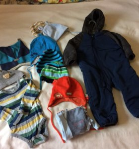 Пакет одежды 68 - 74 размер