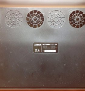Кулер для ноутбука Zalman ZM-NC 2000
