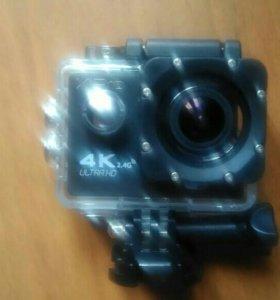 Экшн камера XiPro 4K