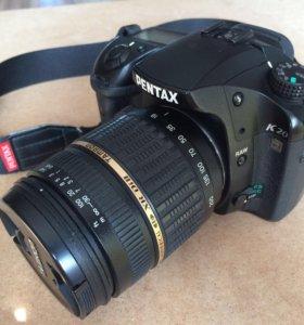 Фотоаппарат Pentax k 20 d