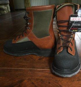 Забродные ботинки Cabela's master guide