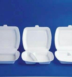 Пластиковые контейнеры любого размера, пакеты