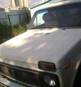 Продам Нива 2121 .1987