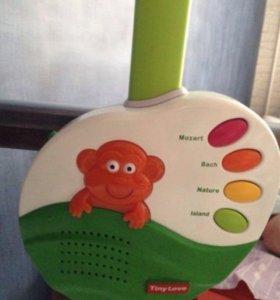 Мобиль в кроватку детский