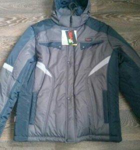 Зимняя куртка Новая!