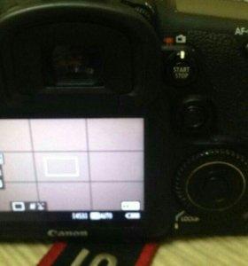 Canon 7d( 126252)+обьектив sigma 50mm 1:1.4