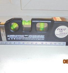 Многоцелевой лазерный уровень