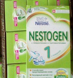 Смесь Нестожен 1, Nestogen 1, питание