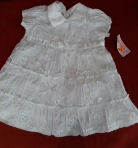 Платье для девочки р.110