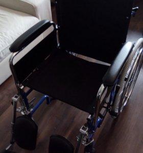Кресло каталка для инвалида H 008