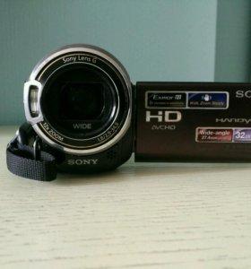 Видеокамера Sony hdr-cx350e