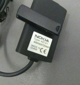 Nokia AD-41 гарнитура