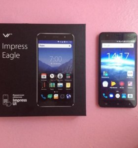 Vertex impress eagle 8 gb обмен