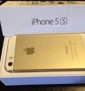 Продам айфон 5 s на 16 г