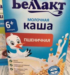 Каша молочная пшеничная