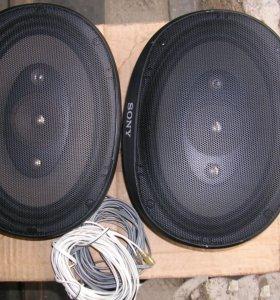 Автомобильные колонки Sony XS-694E