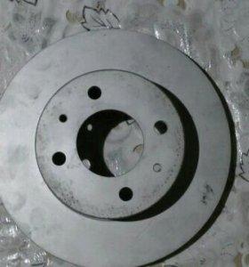 Продам новый тормозной диск Hyundai Accent