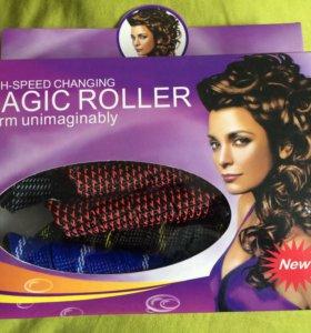 Бигуди спиральные Magic Roller