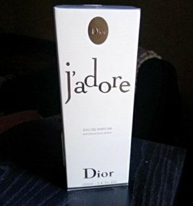 J'Adore Dior Eau de Parfum , оригинал 100 мл