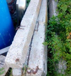 Столбы бетонные