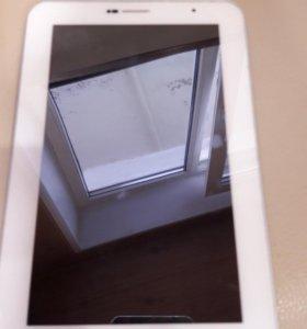 старенький планшет Самсунг.