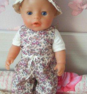 Одежда для куклы бебибон