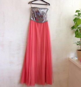 Вечернее платье размер xs-s