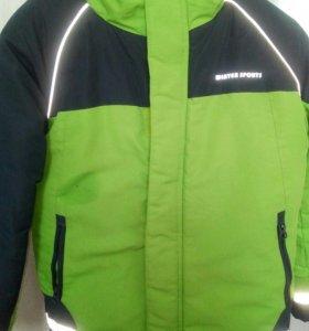 Куртка мальч р128-134