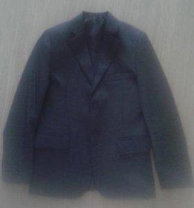 Пиджак с жилеткой. Новые