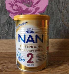 Смесь NAN гипоаллергенный 2