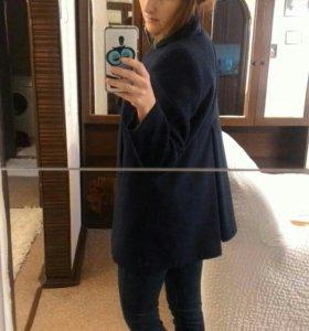 Пальто драповое Mango, 44 размер
