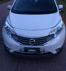 Nissan Note 2013г б/п