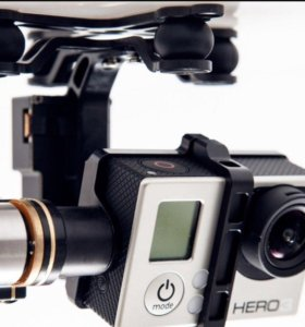 Стабилизатор для любой экшен камеры