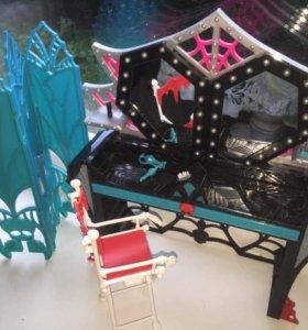 Мебель для кукол Monster High