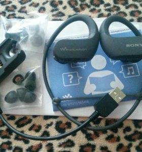 Плеер-Наушники Sony NW-WS413