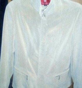 Куртка пиджак вильвет