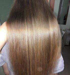 Полировка волос!!!