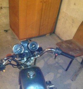 Irbis verago 110 cc