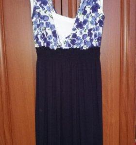 Платье для беременных и кормящих грудью
